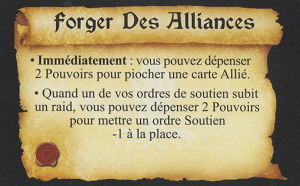 Forger des Alliances