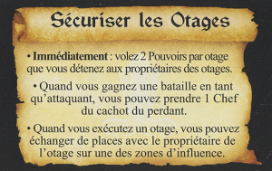 Securiser les Otages
