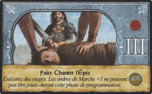Faire chanter l'Epee