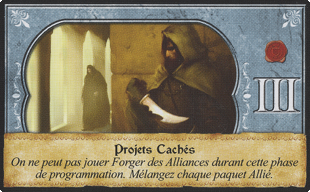 Projets Caches